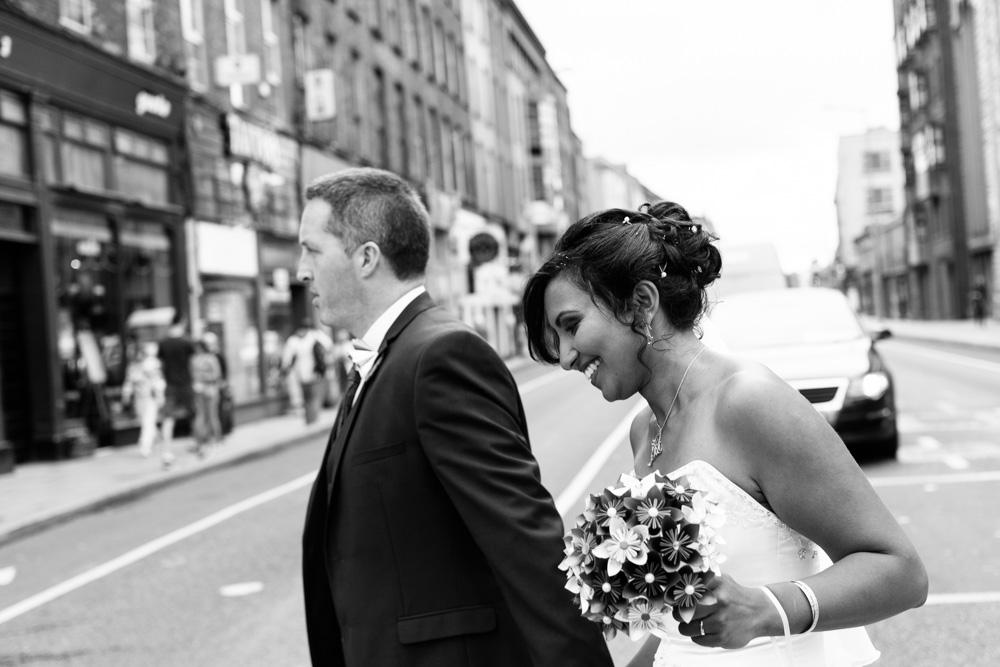 Andrew byrne wedding